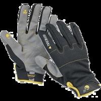 Kombinované rukavice Kombinované rukavice pro dílnu 249f3ea269